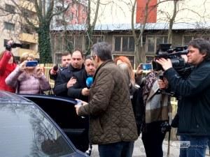 Отведоха за разпит бившия директор на Басейнова дирекция в Пловдив