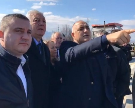 Борисов към Горанов: Приготви 15 млн. лева да изкараме транзита от Пловдив с новия лъч