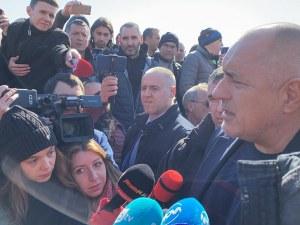 Бойко Борисов: Имаме нулева миграция, но трябва да вземем спешни мерки