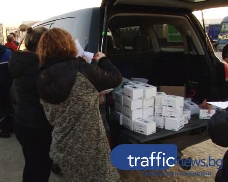 Ето как голяма транспортна компания от Пловдив се справя с тол системата