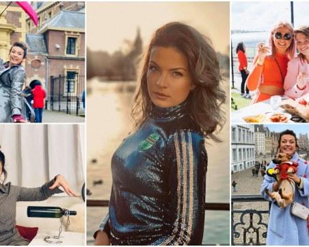 Българката, която нарича себе си Нелин Пелин и пътят й до гиганта Adidas