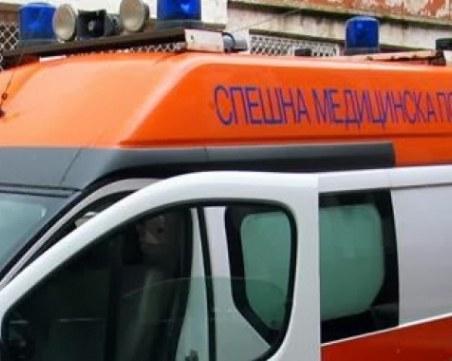 7-годишно дете изскочи на улица в село край Пазарджик, блъсна го кола