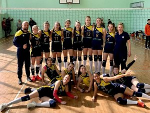 Девойките на Марица шампионки на регион Тракия
