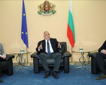 Започна срещата на Борисов с Урсула фон дер Лайен и Шарл Мишел