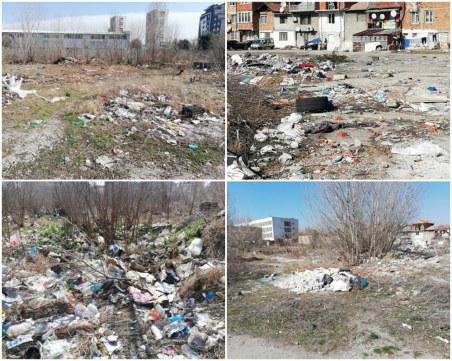 Пловдивчани: Двора на училище е превърнато в бунище, всякакви вируси ще ни хванат