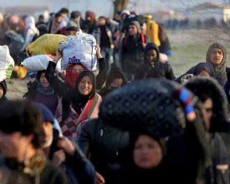 Спасиха над 70 мигранти в Турция