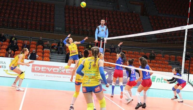 Марица даде само 21 точки и е на полуфинал за Купата