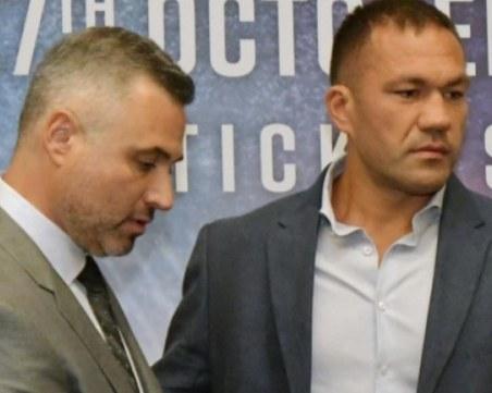 Ивайло Гоцев разкри предимствата за Кобрата, договорени за битката с Джошуа