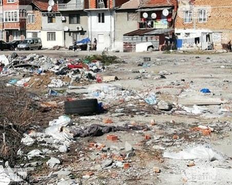Прокуратурата погва незаконното сметище в двора на пловдивска гимназия