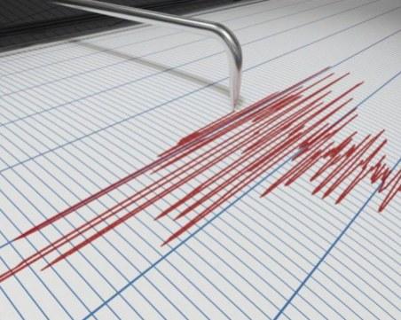 Земетресение разлюля София
