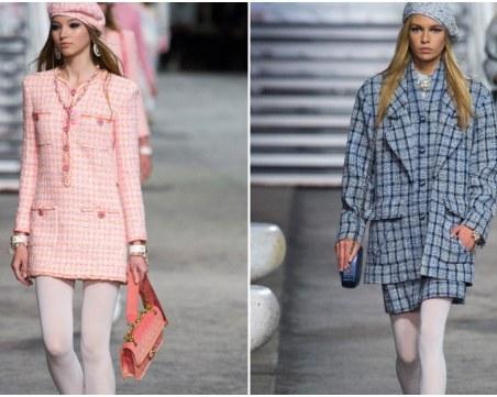 Белият чорапогащник се завръща на мода! Ще е хит през 2020