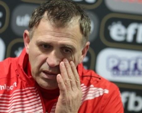 Акрапович: Аз съм виновен, играчите не ми повярваха, че ще е трудно