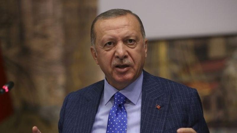 Ердоган отива в Брюксел заради кризата с мигрантите