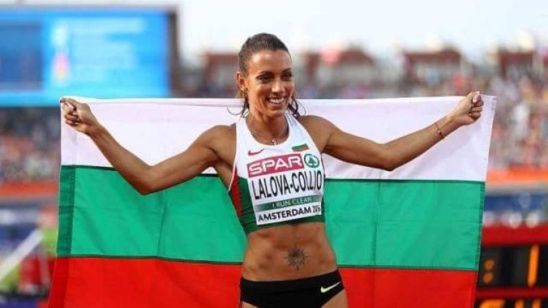 Ивет Лалова: Мили дами, благодаря ви, че ме вдъхновявате на и извън пистата