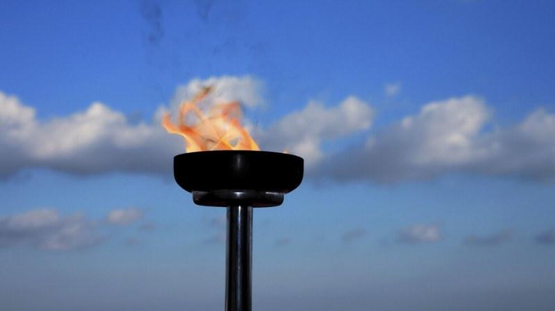 Без публика на запалването на олимпийския огън