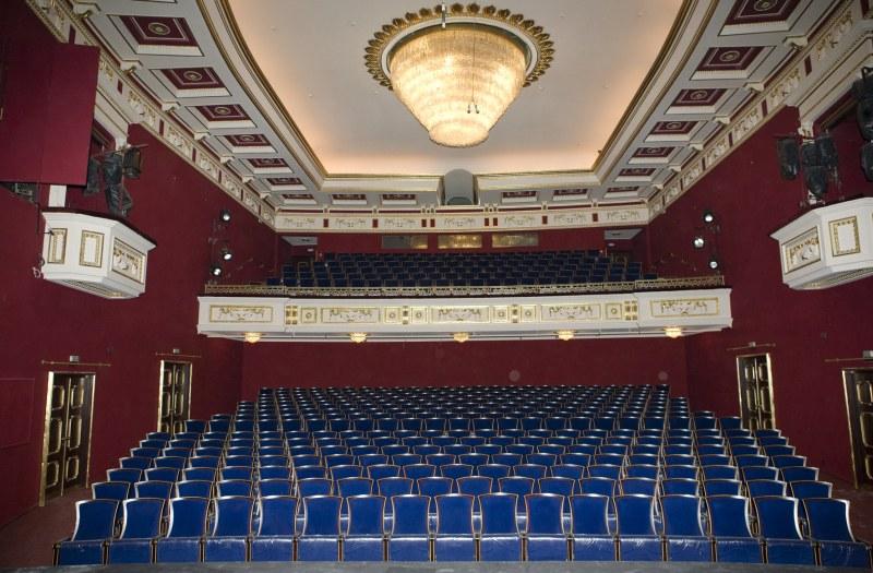 Драматичният театър в Пловдив отмени всички представления