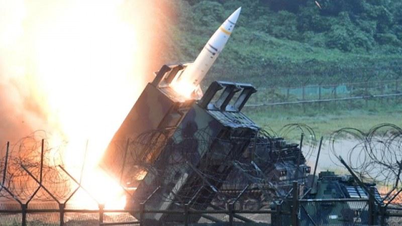 Отново! Северна Корея изстреля три ракети