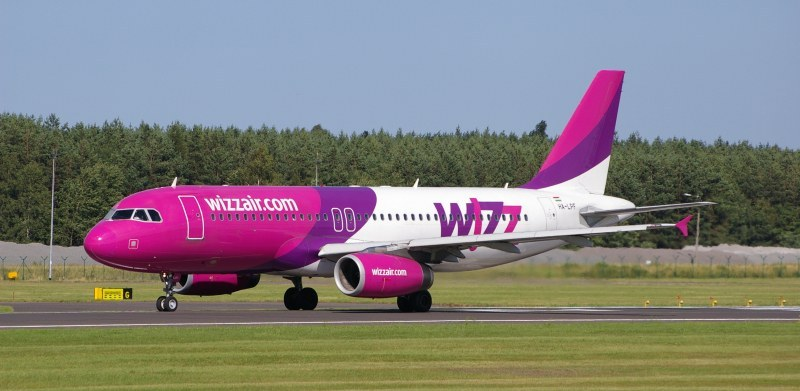 Wizz Air отменя полети и до Израел
