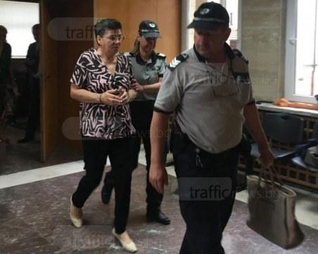 Окончателно! Иванка Ройдова влиза за 3 години в затвора