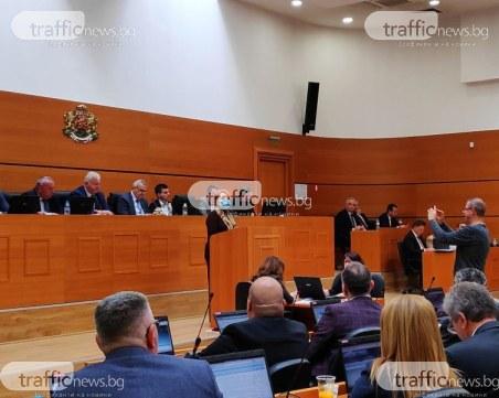 Без извънредни мерки срещу коронавируса на сесията на Общинския съвет в Пловдив