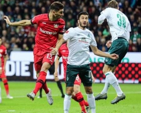 В Германия също спряха футбола