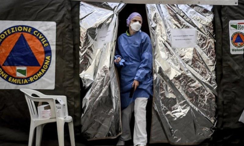 Медицинска сестра от Пиаченца: Това не е грип, война е