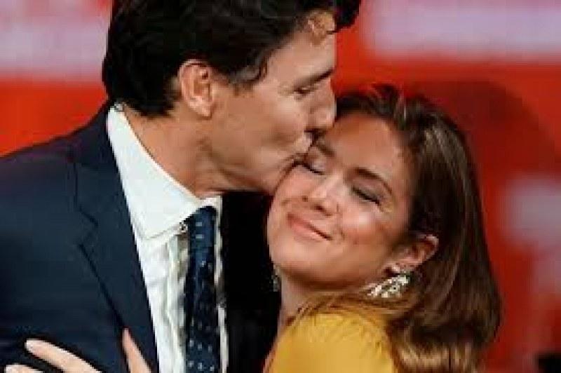 Съпругата на премиера на Канада е болна от коронавирус