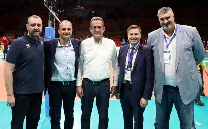 Босът на Марица стана първи вицепрезидент на волейбола