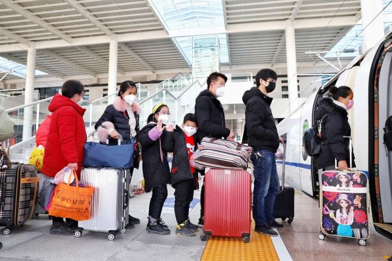 Китай с нови добри резултати в борбата с коронавируса