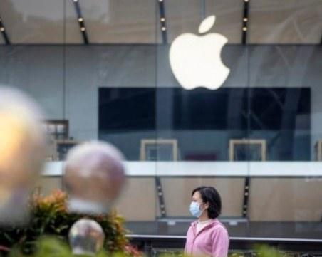 Франция удари Apple с 1,1 млрд. евро глоба