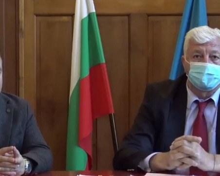 Общината възстановява Белодробна болница, кметът иска лаборатория за коронавирус в Пловдив