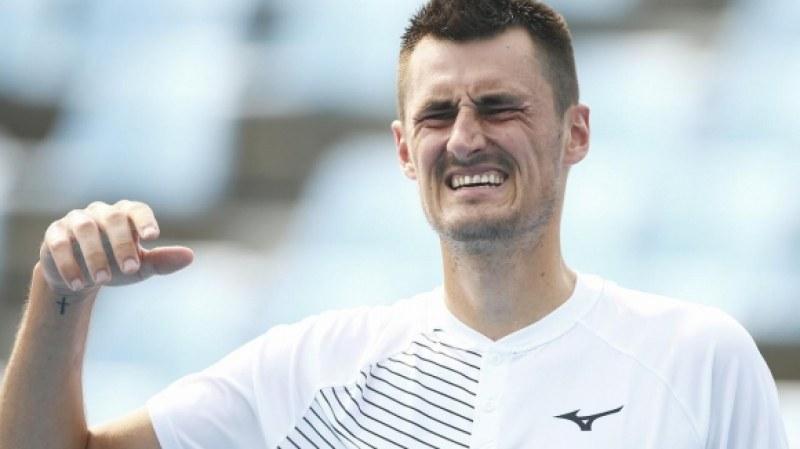 Звезда в тениса със симптоми на коронавирус