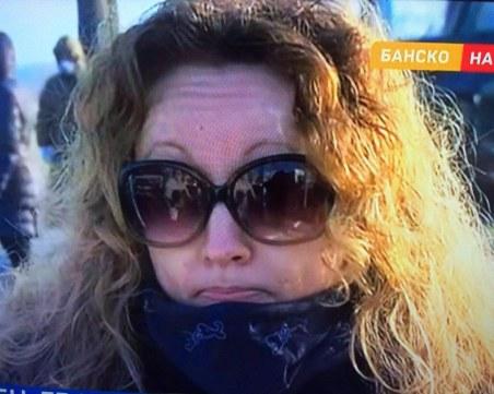 Пловдивчанка не може да се прибере в дома си! Не я пускат от Банско
