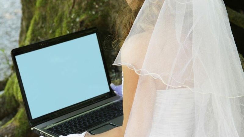 Любов по време на коронавирус: В Турция вече се женят онлайн