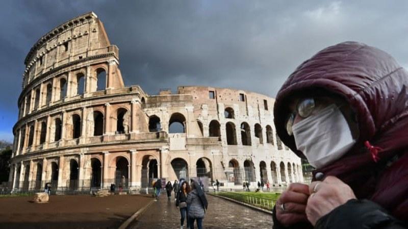 Случи се! Броят на загиналите в Италия от COVID-19 надмина тези в Китай