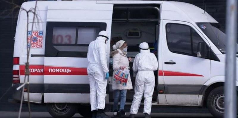 СЗО похвали Русия за борбата срещу COVID-19