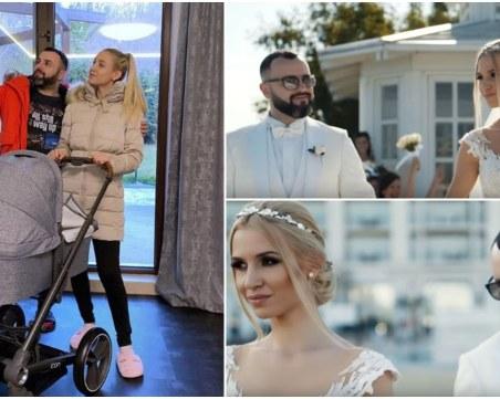 Dim4ou стана баща, пусна официален трейлър от сватбата