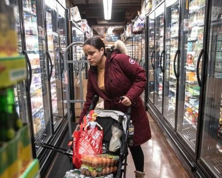 Как да се предпазите от зарази в хранителния магазин?