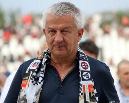 Крушарски: До края на годината стадионът ще е 90 процента готов