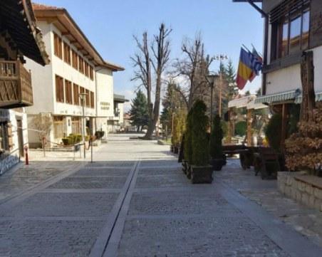 Разширява се периметърът на блокадата в Банско