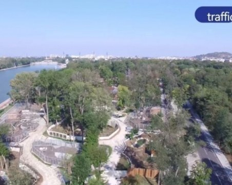 """Реформите на Зико: Закриват """"Зоопарк Пловдив"""", базата и маймуните - към Кучкарника"""