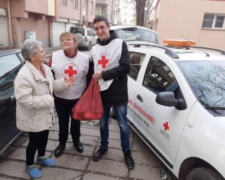 Зов за съпричастност! БЧК-Пловдив набира доброволци за мобилните социални екипи