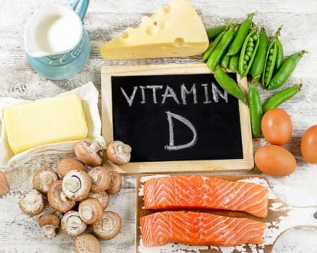 Повече вкъщи, по-малко витамин D! Как да си го добавим с храната