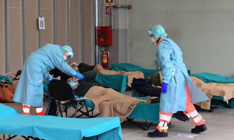 Само в Ломбардия: Загиналите от COVID-19 се увеличиха с 546 за 24 часа