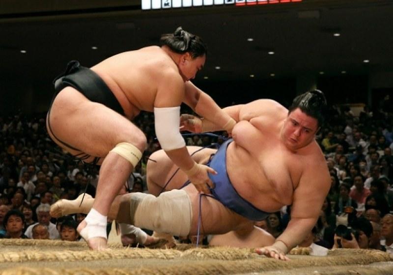 Българин с престижно 3-то място на голям турнир по сумо