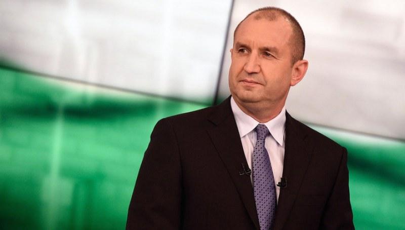 Румен Радев: Налагам вето върху част от Закона за извънредното положение