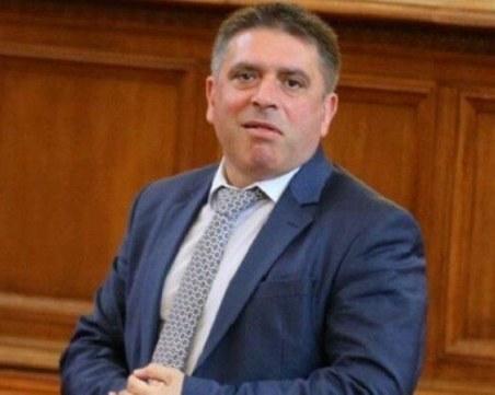 Данаил Кирилов: Няма да приемем текстовете на БСП в закона за извънредното положение