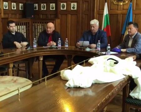 Георги Гергов дари 300 000 лева за лабораторията за коронавирус в Пловдив