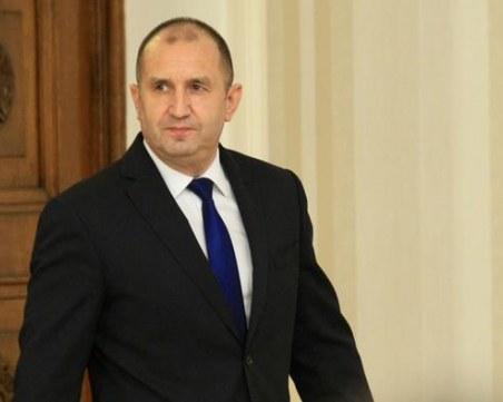 Всички партии подкрепиха ветото на Румен Радев