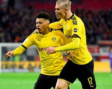Борусия Дортмунд има двамата най-скъпи млади играчи в света